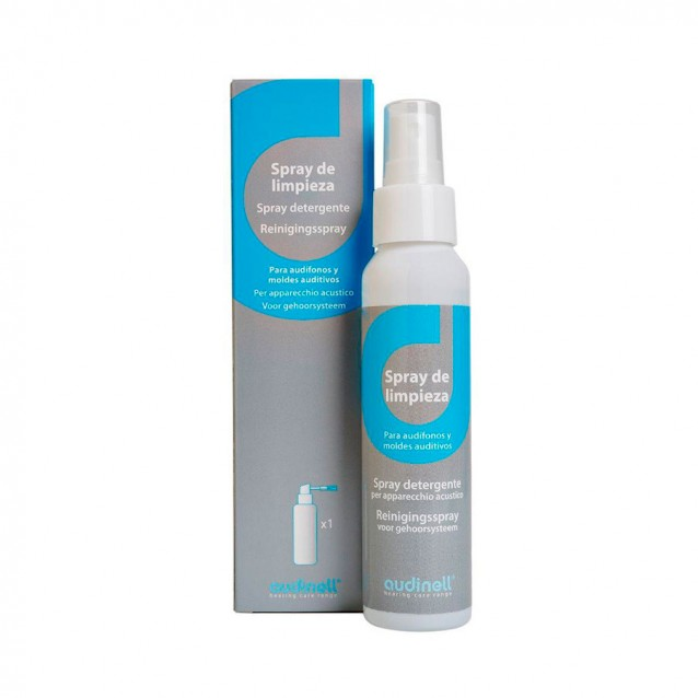 Spray de limpieza Audinell 100ml