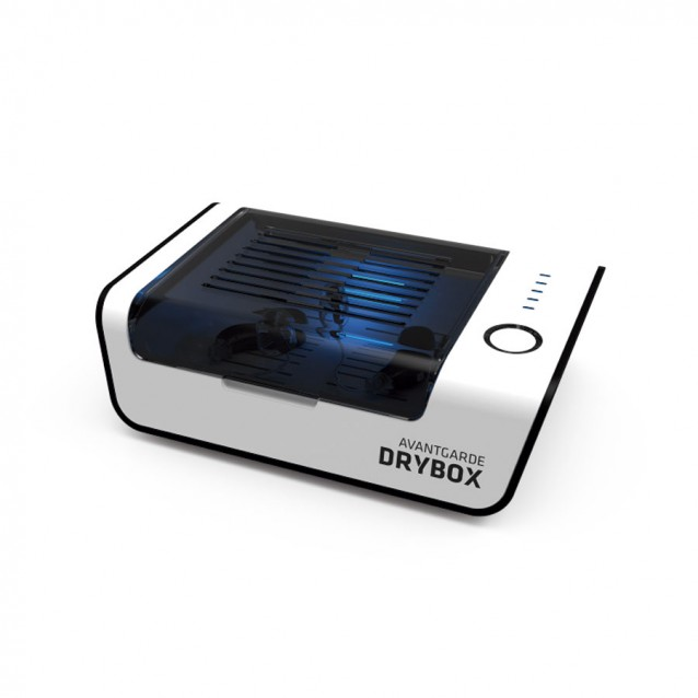 Deshumidificador Hadeo Drybox Avantgarde 3.0