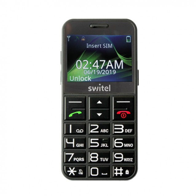Teléfono móvil Switel M195