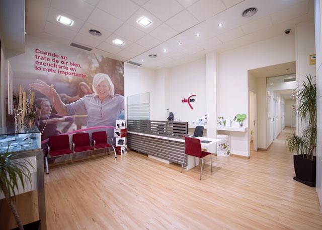 Centro Auditivo Claso Eixample
