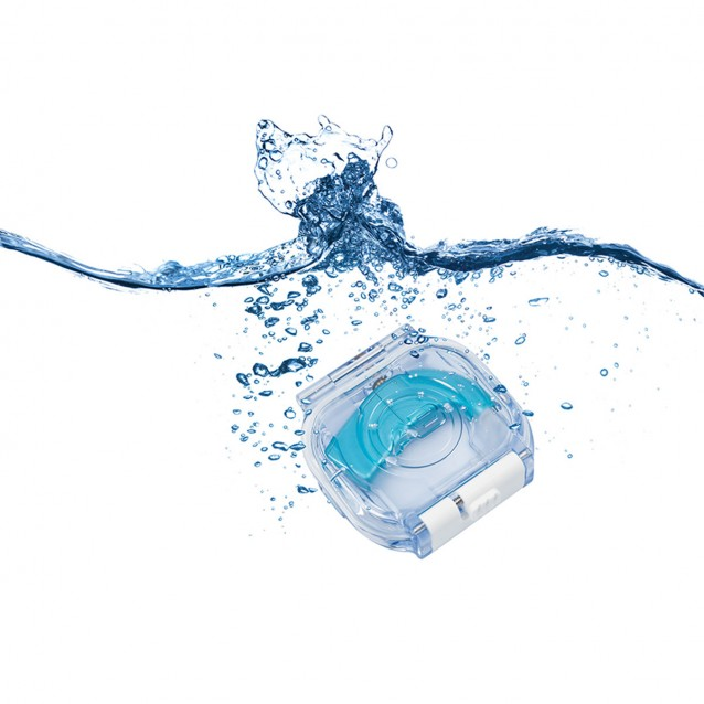 AquaCase kit 2D Naída CI