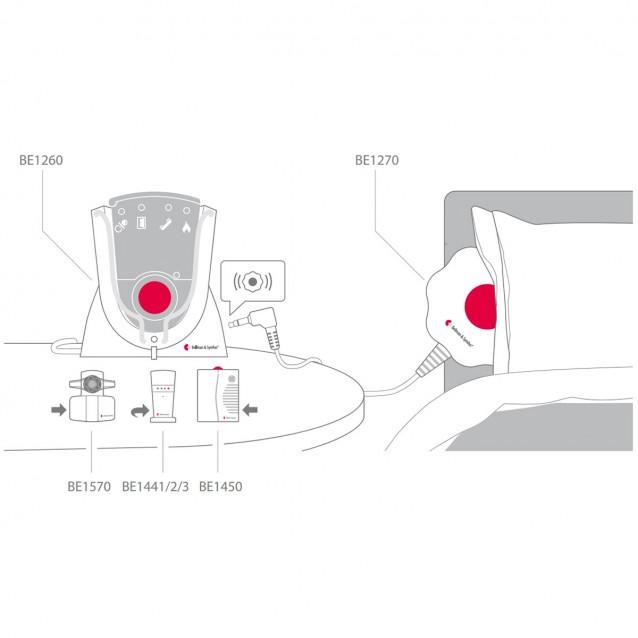 Bed shaker Bellman & Symfon BE1270