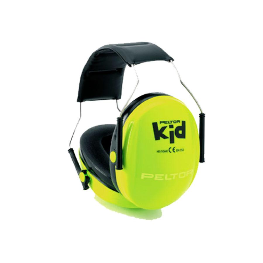 f35032b9f40f3 Protector for children Peltor Kid Color   Pink fluor Color   Green fluor