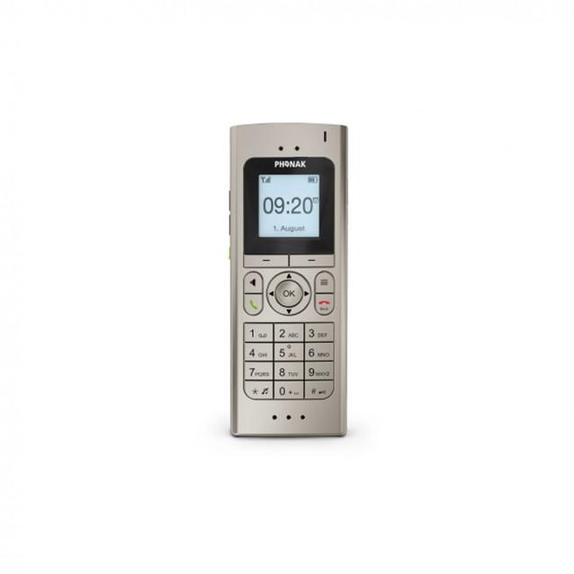 Teléfono inalámbrico Phonak DECT II